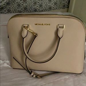 Light pink MK bag